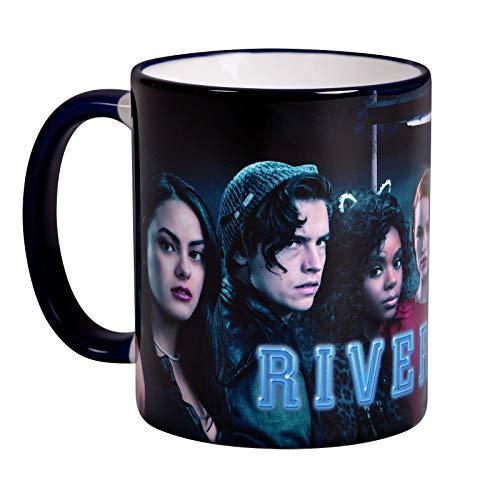 Riverdale Tasse Season 2 Cover 320ml Elbenwald Keramik -