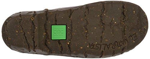 El Naturalista Ng53 Soft Grain-Pleasant Yggdrasil, Stivaletti Donna Marrone (Wood)