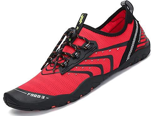 SAGUARO Unisex Barefoot Escarpines Zapatos Agua Playa
