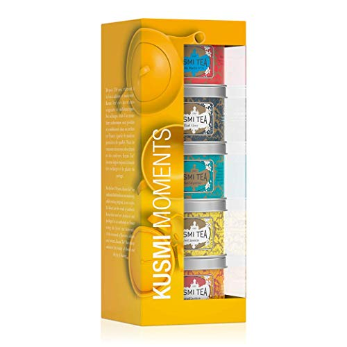Kusmi Tea Geschenkset Miniaturen Die Momente
