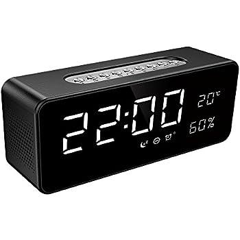 August SE50 - 30W Bluetooth Lautsprecher mit UKW Radio