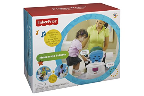 fisher price p4326 meine erste toilette t pfchen und. Black Bedroom Furniture Sets. Home Design Ideas
