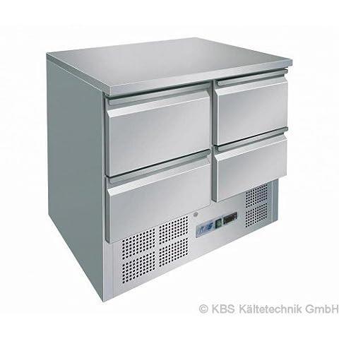 KBS Kühltisch KTM 204 - mit 4