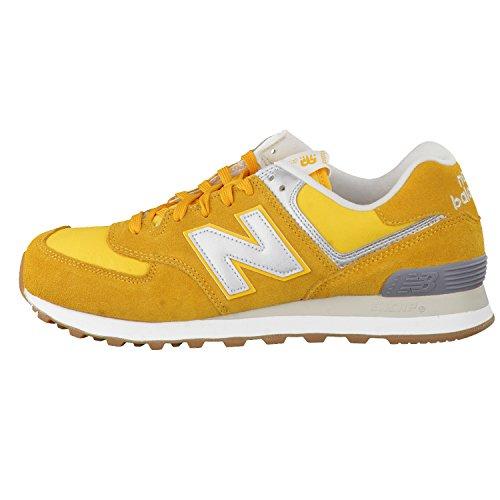 New Balance Herren 574 Vintage Sneakers Mehrfarbig