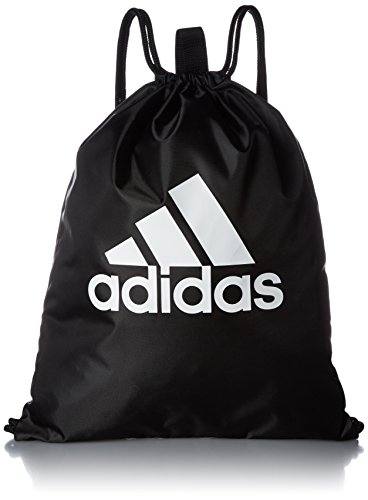 adidas Tiro Gym Bag - Black/Dark Grey/White, One Size/37 cm