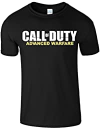 Call Of Duty Advanced Warfare Frauen Der MŠnner Damen Unisex T Shirt