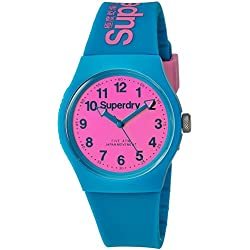 Mens Superdry Urban Watch SYG164AUP