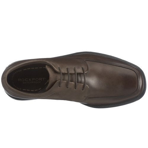 Rockport Evander, uomini Oxford Marrone (marrone)