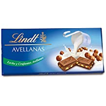 Lindt - Avellanas - Chocolate con leche - 100 g