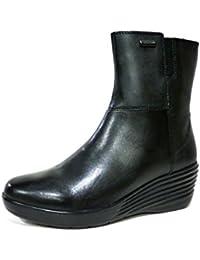 Botas para mujer, color Negro , marca STONEFLY, modelo Botas Para Mujer STONEFLY EBONY CALF Negro
