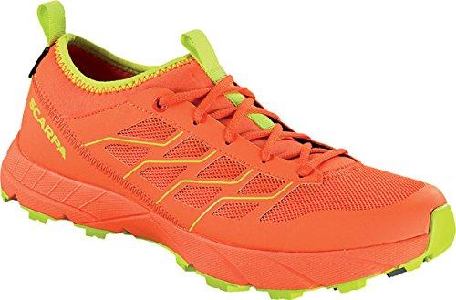 Atom SL GTX Schuhe bright red/spring green