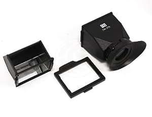 Parasol et oculaire LCD pour Nikon D800 - Cablematic