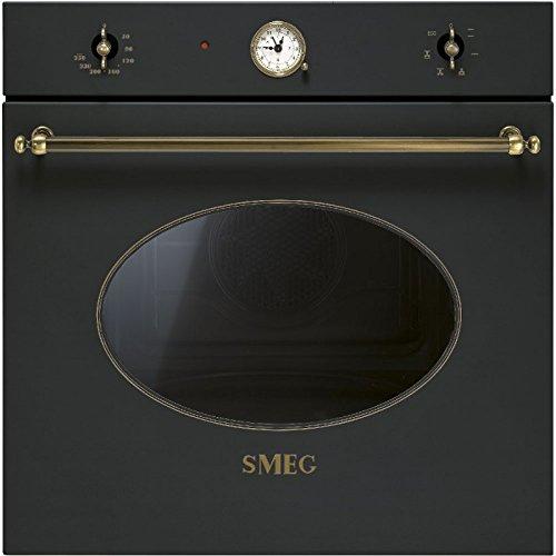 Smeg SF800AO - Horno (Medio, Horno eléctrico, 72 L, 72 L, 250 °C, 1