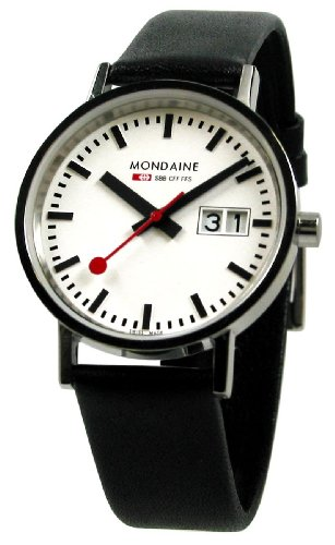 Original Original Swiss Station Clock Mondaine Mondaine Women's Watch Design Classic 33mm–a669.30008. 11SBO