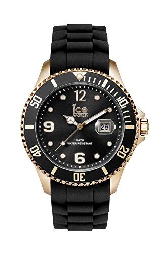 Ice-Watch - ICE style Black - Montre noire pour homme avec bracelet en silicone - 013755 (Large)