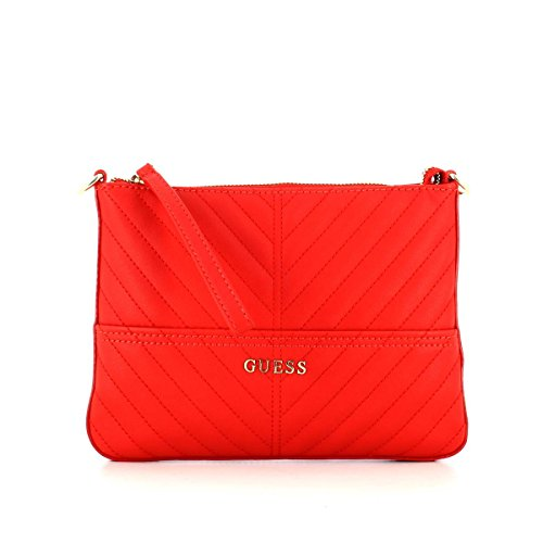 GUESS - ADDISON PETITE CROSSBODY CLUTC HWADDIP6315 RED