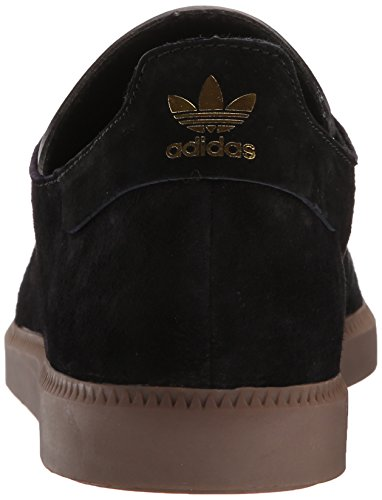 adidas Performance Samba MC Lthr Chaussures, Noir/Noir/Or MéTallisã©, 7 M US Black-Black-Gold Metallic
