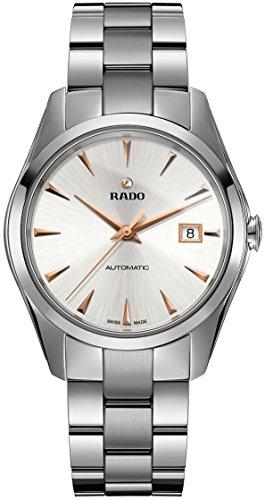 Rado Hyperchrome Cadran blanc automatique montre pour homme R32115113