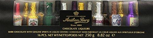 Anthon Berg Chocolate Liqueurs, 250g