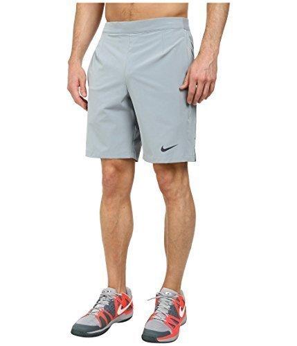 Nike Herren Shorts Gladiator, Dove Grey/Classic Charcoal, L, 658060-088 (Shorts Classic Tennis)