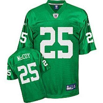 NFL Football Trikot/Jersey PHILADELPHIA EAGLES Lesean McCoy #25 vintage in XL