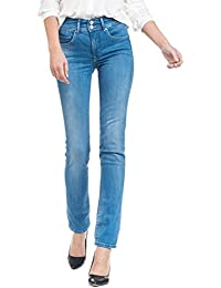 Salsa - Jeans Push In Secret slim - Femme