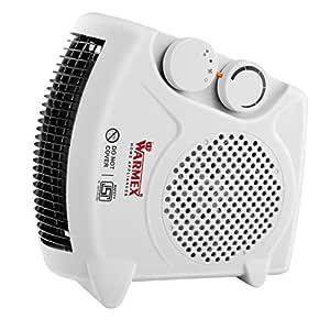 Warmex Home Appliances 1000/2000 Watts Fan Heater FH 09, White