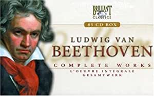 Beethoven: Complete Works [CD + CD-rom]
