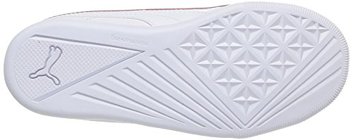 Puma Myndy 356833/04, Baskets mode fille Blanc (White/Geranium)