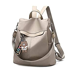 shepretty Mochila Oxford antirrobo para