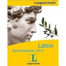 Langenscheidt Sprachkalender 2010 Latein - Kalender