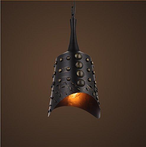 Jingzou Chimes Lampadari retro campane lampadario Bar Caffè tema ristorante personalità