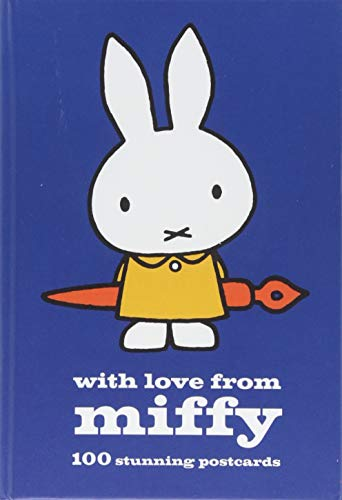 With love from Miffy... A stunning collection of 100 postcards, each featuring everyone's favourite little bunny, Miffy, and her friends. With their iconic bold design and vivid palette of `Bruna' colours, this beautiful selection is perfect for fans...
