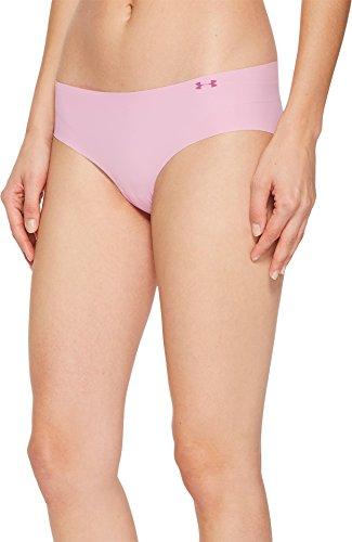 Under Armour Damen Pure Stretch Hipster Sportswear-Unterhosen Icelandic Rose/Indulge