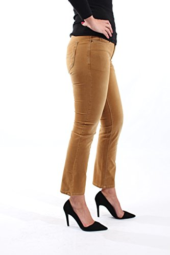 MCA - Jeans spécial grossesse - Femme Orange - Orange