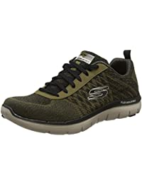 Skechers Herren Flex Advantage 2.0-Golden Point Sneaker