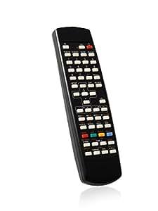 BRC3.29421 Ersatzfernbedienung speziell für AEG LCD/LED-TV CTV4903 schwarz 26 - bonremo®-Edition inkl. Batterien