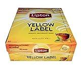Lipton Yellow Label Tea Quality No. 1 92 Teebeutel Schwarzer Tee