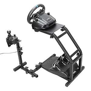 Ztopia Racing Simulator Steering Wheel Stand for Logitech
