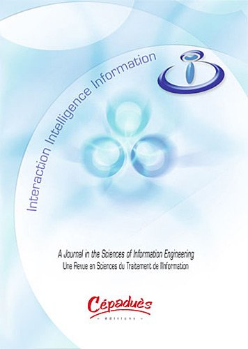 Information Interaction Intelligence - Revue I3