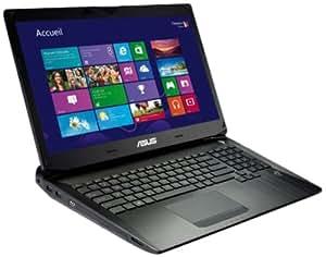 "Asus G750JW-T4053H 17.3 "" HDD 750 Go RAM 8192 Mo Windows 8 Noir"