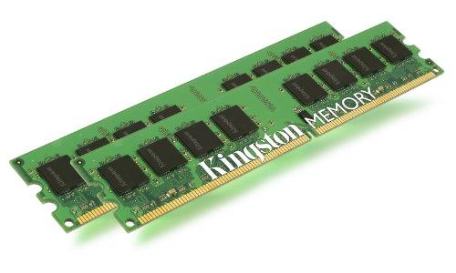 Kingston Low Power Kit PC2-6400 Arbeitsspeicher 8GB (FB-DIMM 240-polig, 800 MHz, 2x 4GB) DDR2 RAM-Kit - 800 Low Power Kit