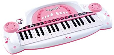 Hello Kitty 27276 - Teclado Musical (Smoby) por Smoby