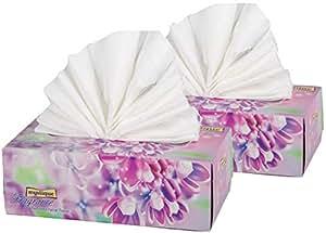 Mystique Fragrance Plus Perfumed Tissue - 100 Pulls (Pack of 2)