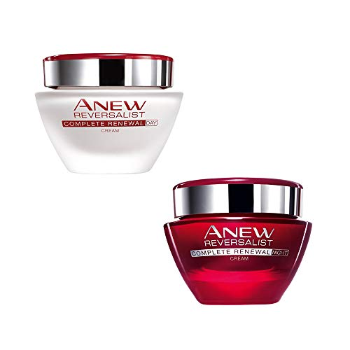 Avon Anew Reversalist 40+ día SPF25y crema noche