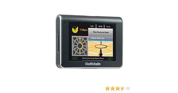 logiciel viamichelin navigation x-970t