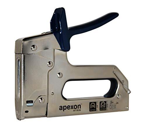 Grapadora Manual APEXON Cable Telefónico ADSL AT-761B