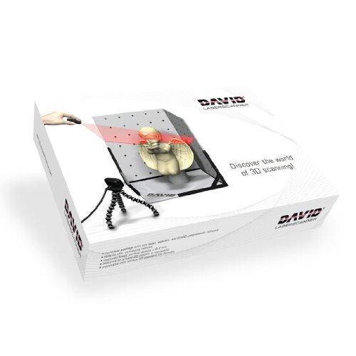 German RepRap David Laser Scanner Starter-Kit