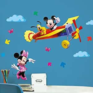 Mickey Mouse Wall Sticker
