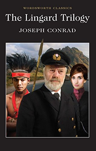 Portada del libro [The Lingard Trilogy] (By (author) Joseph Conrad , Notes by Professor Robert Hampson , Introduction by Andrew Purssell) [published: October, 2016]